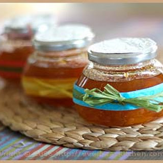 Apricot and Vanilla Jam Recipe