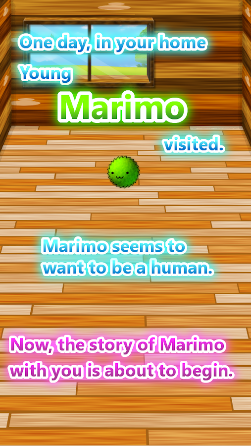 Marimo Dungeon - screenshot