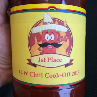 Hey der! Uff da! Chili