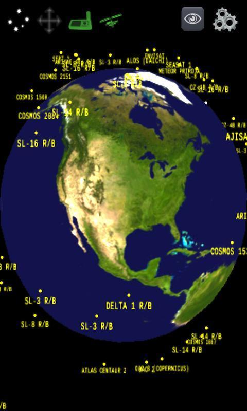 The Night Sky Lite - screenshot