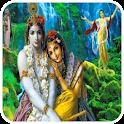Krishna Radha Wallpaper icon