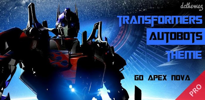 Transformers Autobots Theme v1.0 Apk