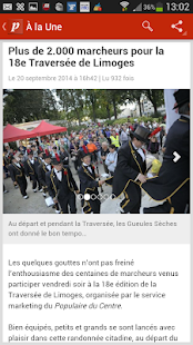 Le Populaire - screenshot thumbnail