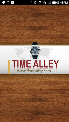 Time Alley