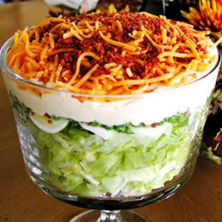 Twenty-Four Hour Salad