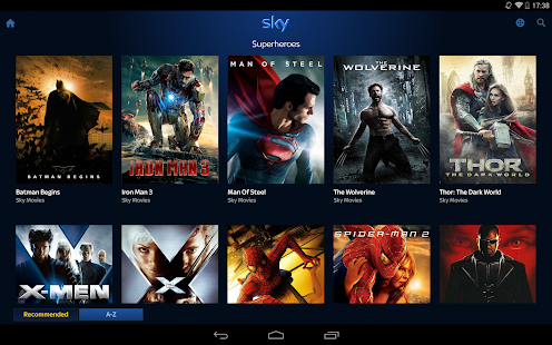 Sky+- screenshot thumbnail