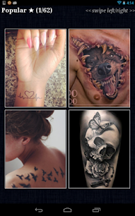 Tattoo Designs - screenshot thumbnail