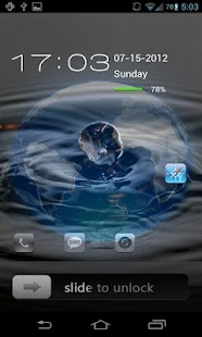 Go Locker Iphone PRO HD - screenshot thumbnail