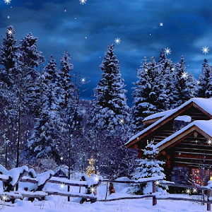 snow live wallpaper android apps on google play