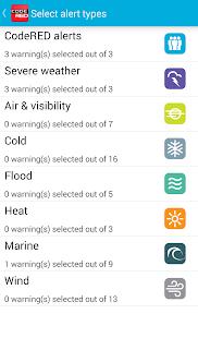 CodeRED Mobile Alert - screenshot thumbnail
