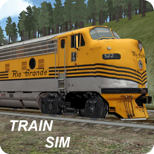 Train Sim Pro Icon