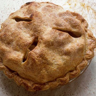 Classic Apple Pie.