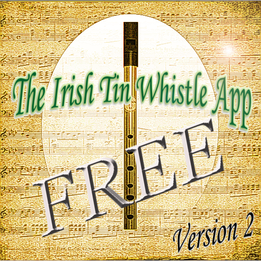 Free Irish Tin Whistle App V2 LOGO-APP點子