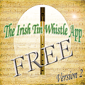 Free Irish Tin Whistle App V2
