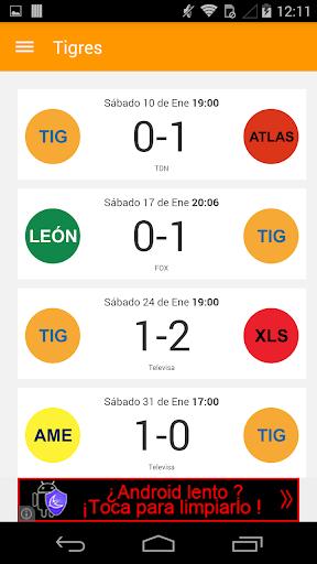 Tigres Soccer MX