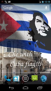 Che Guevara LWP Free - screenshot thumbnail