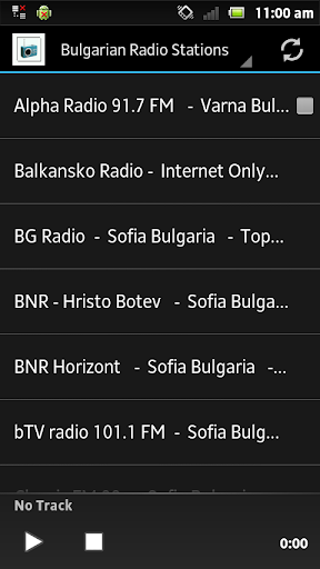 Bulgarian Radio Stations