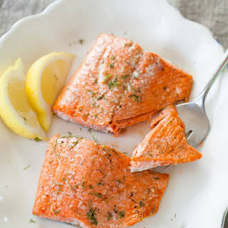 How To Cook Salmon in the Oven.