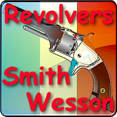 Revolvers Smith Wesson 1 et 2