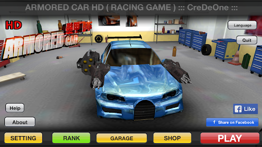 Armored Car HD (Racing Game) v1.3.3