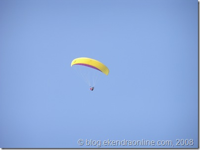 Paragliding in Pokhara - an extreme sport for Tourists