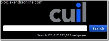 New Search Engine by Ex-Googler, it's Cuil