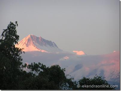Fishtail Range : Leisure pics in Pokhara