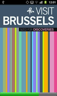 Visit Brussels - screenshot thumbnail