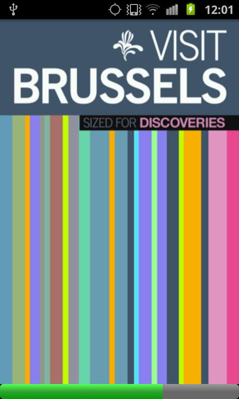 Visit Brussels - screenshot