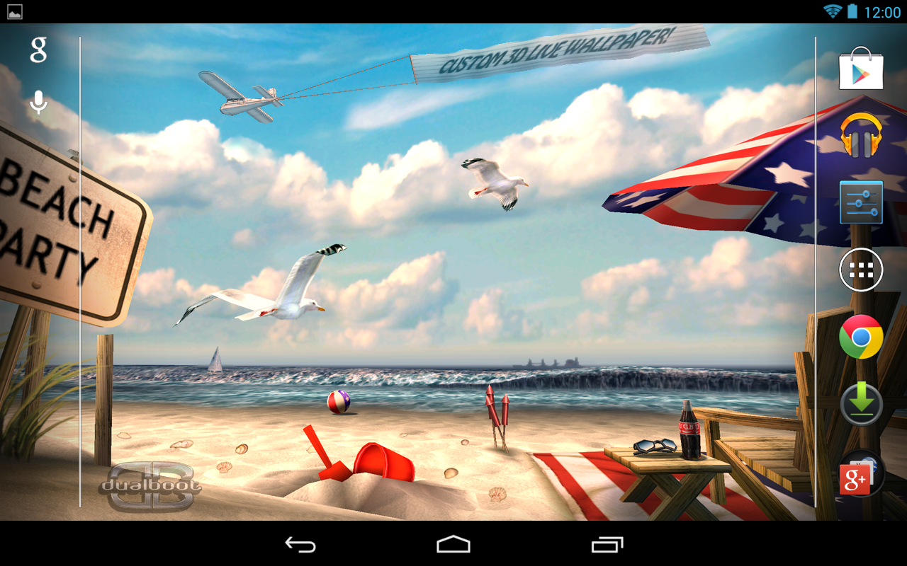 My Beach HD Free - screenshot