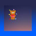 CuteBear Clock Widget icon