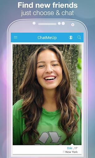 ChatMeUp:十幾歲無聊青少年聊天室