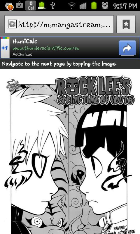 Mangastream RSS Feeds - screenshot