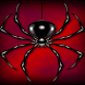 Black Widow Spider L Wallpaper