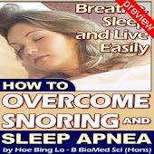 Snoring and Sleep Apnea Pv