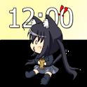 Chibi K-ON Clock Widget icon