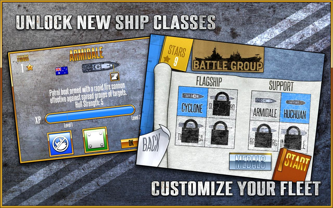 Battle Group- screenshot