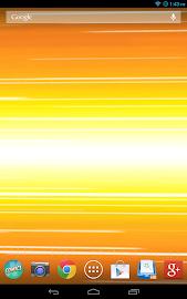 Anime Speedlines LWP Lite Screenshot 1