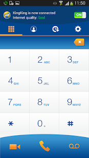 KingKing voice roaming service - screenshot thumbnail