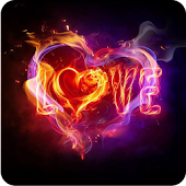 Battery: Love In Fire LWP