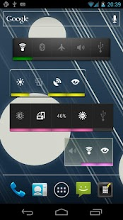 Power Widget- screenshot thumbnail