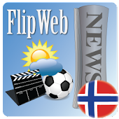 FlipWeb Norwegian News & More