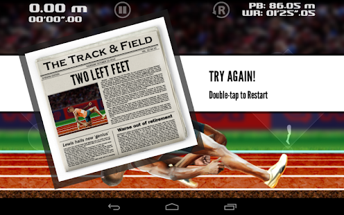 QWOP Screenshot 25
