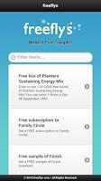 Screenshot of Freeflys