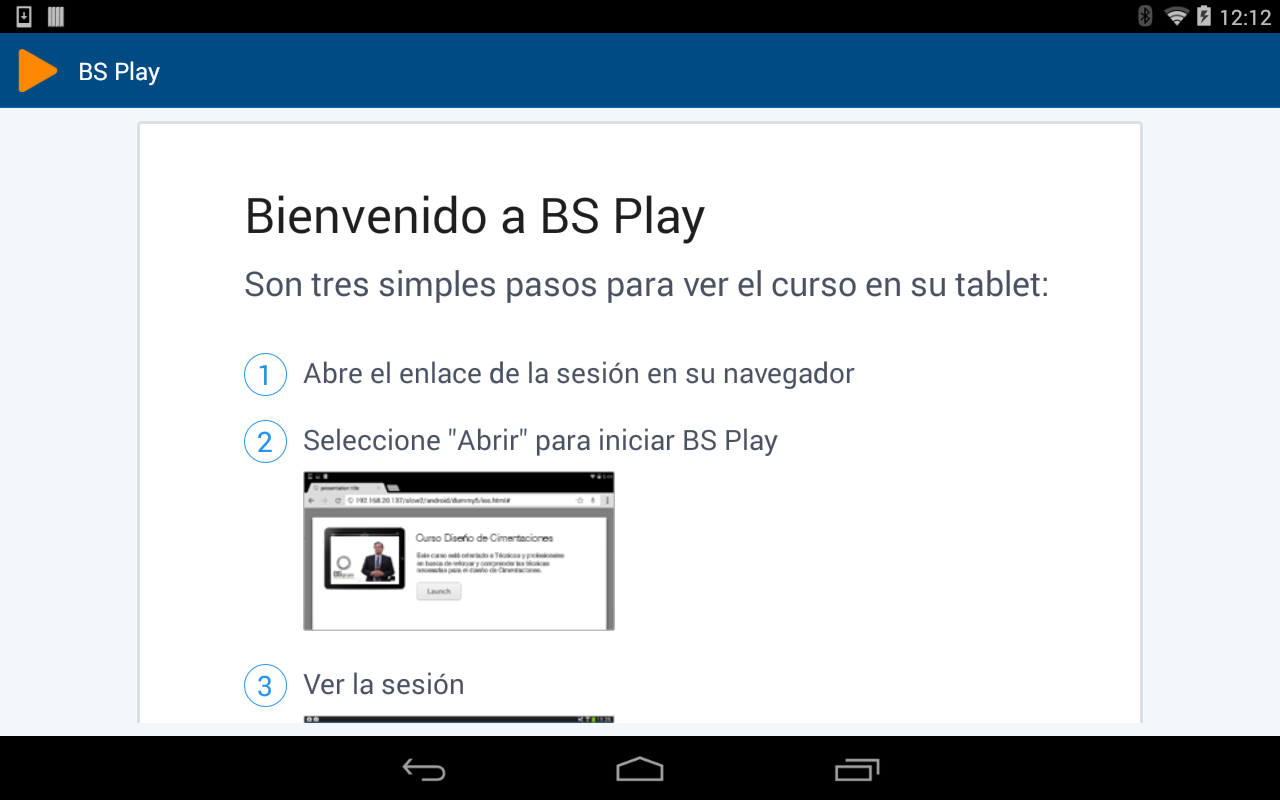 BS Play- screenshot