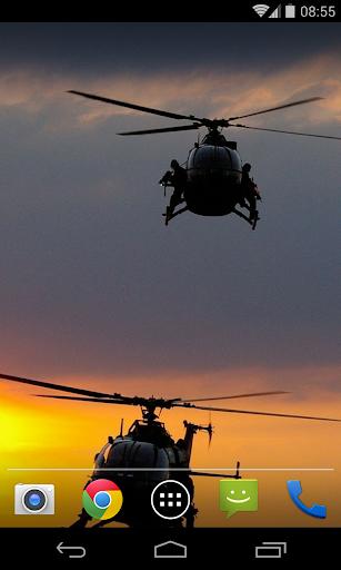 直升機壁紙