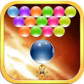 Download Bubble Shooter Space APK to PC