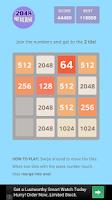 Screenshot of 2048 Reverse