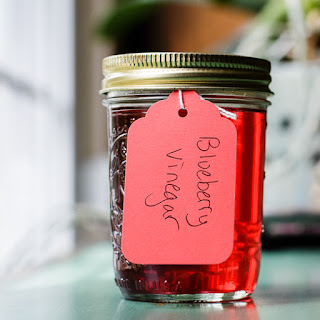 Blueberry Vinegar