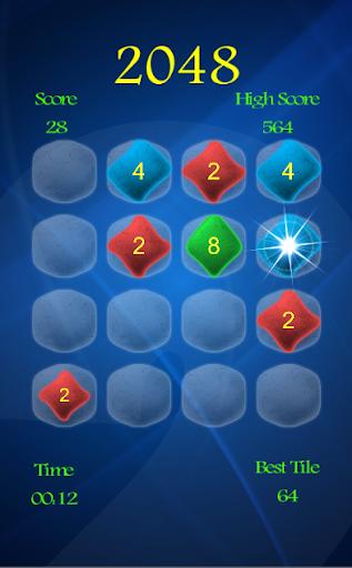 無料解谜Appの2048ジグソーパズルパズルゲームロジック 幻想的な2048|記事Game